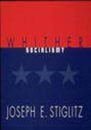 Whither Socialism? (Wicksell Lectures) von MIT Press
