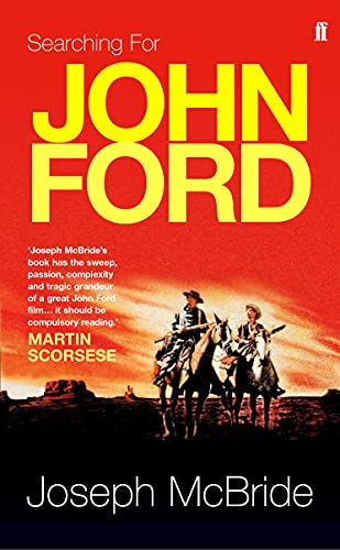 Searching for John Ford von Faber & Faber