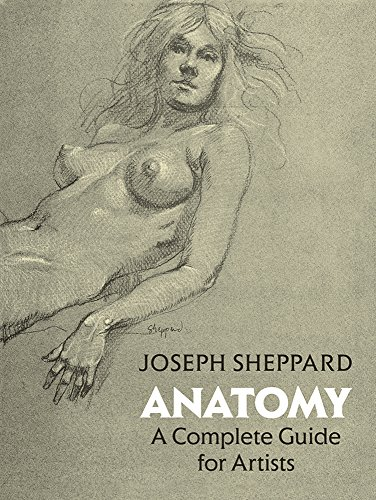 Anatomy: A Complete Guide for Artists (Dover Anatomy for Artists) von Dover Publications Inc.