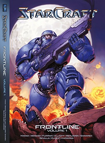 Starcraft: Frontline Vol. 1 (Blizzard Manga, Band 1)