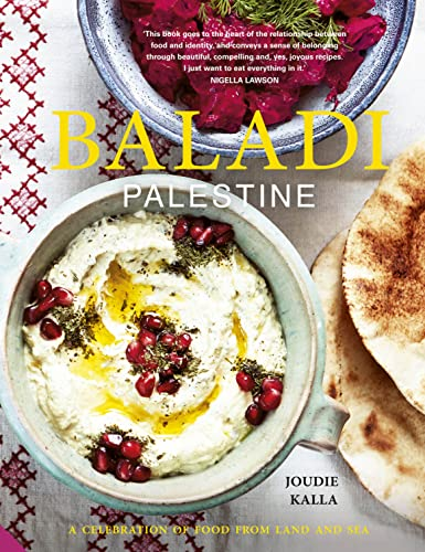 Baladi: Palestine - A Celebration of food from land and sea von Quarto Publishing Plc