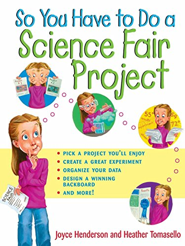 So You Have to Do a Science Fair Project von Jossey-Bass