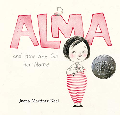 Alma and How She Got Her Name von Candlewick
