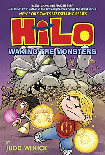 Hilo Book 4: Waking the Monsters von Random House Books for Young Readers