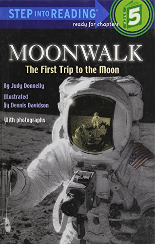 Moonwalk: The First Trip to the Moon (Step into Reading) von Random House Books for Young Readers