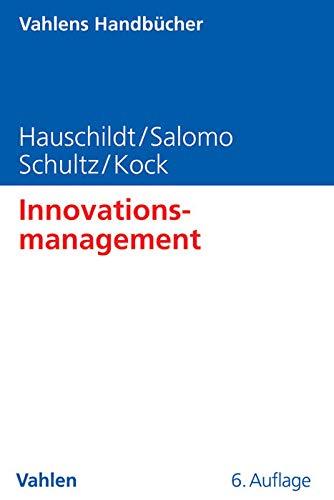 Innovationsmanagement von Vahlen