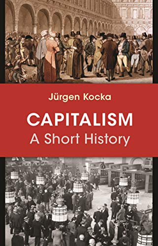 Capitalism: A Short History von Princeton University Press