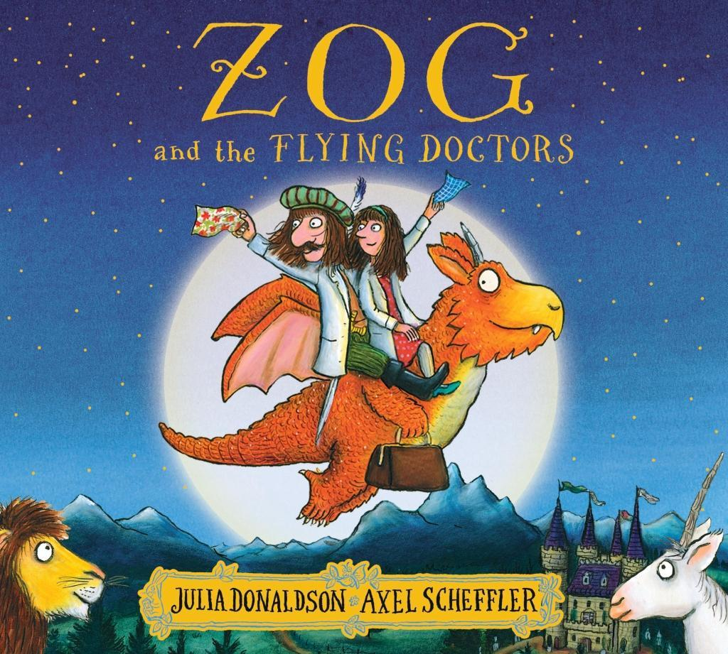 Zog and the Flying Doctors von Scholastic Ltd.