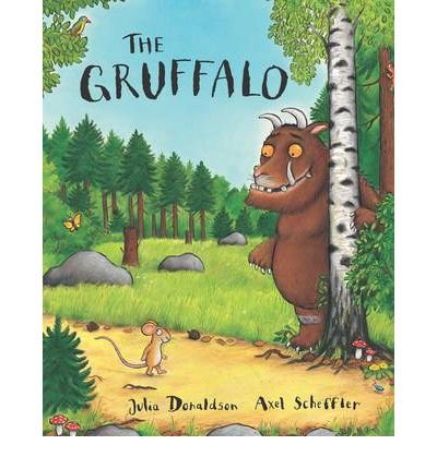 TheGruffalo by Donaldson, Julia ( Author ) ON Mar-23-1999, Hardback von Pan Macmillan