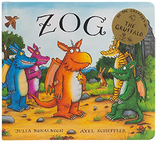 Zog. Gift Edition Board Book