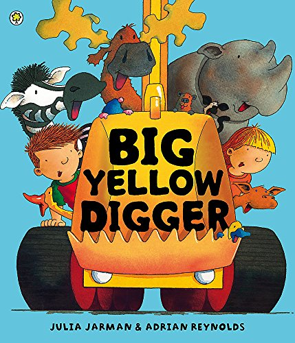 Big Yellow Digger (Ben & Bella)