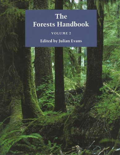 The Forests Handbook, Volume 2 von Wiley-Blackwell