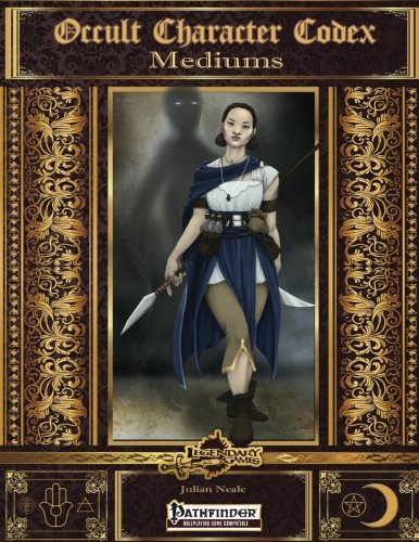 Occult Character Codex: Mediums von CreateSpace Independent Publishing Platform