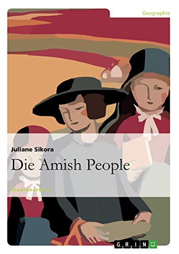 Die Amish People von Books on Demand