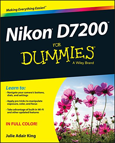 Nikon D7200 For Dummies von For Dummies