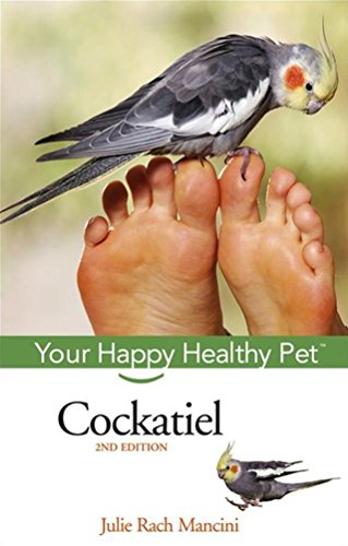 Cockatiel (Your Happy Healthy Pet) von Turner Publishing Company