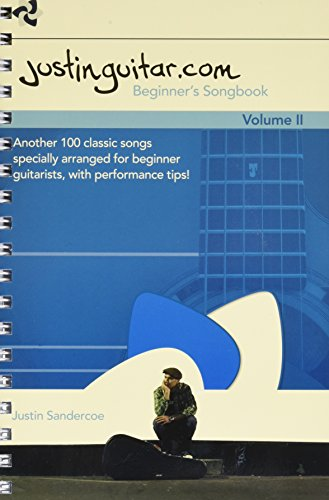 The Justinguitar.com Beginner's Songbook Volume 2 (Guitar Book): Noten für Gitarre von Wise Publications