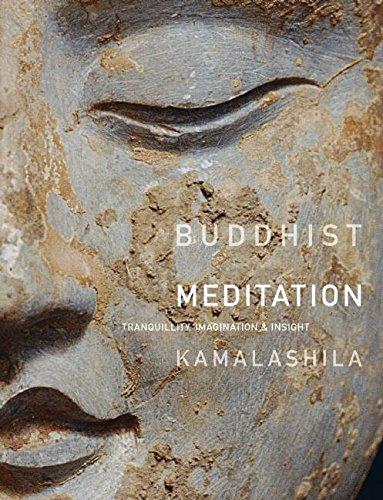 Buddhist Meditation: Tranquillity, Imagination and Insight von Windhorse Publications