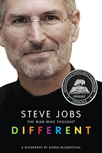 Steve Jobs: The Man Who Thought Different: A Biography von Macmillan Us; Feiwel & Friends