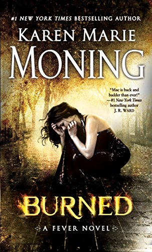 Burned: A Fever Novel von Dell