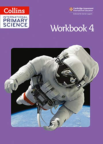 International Primary Science Workbook 4 (Collins Primary Science)