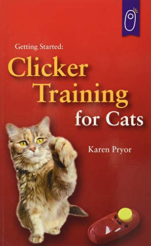 Getting Started: Clicker Training for Cats (Karen Pryor Clicker Books) von SUNSHINE BOOKS INC