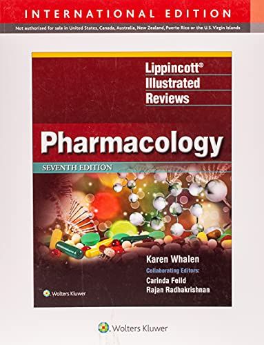 Pharmacology. International Edition (Lippincott Illustrated Review) von Lippincott Williams&Wilki