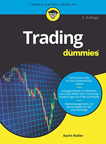 Trading für Dummies von Wiley-Vch Dummies; Wiley-Vch