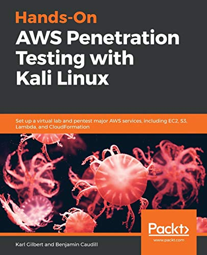 Hands-On AWS Penetration Testing with Kali Linux: Set up a virtual lab and pentest major AWS services, including EC2, S3, Lambda, and CloudFormation von Packt Publishing