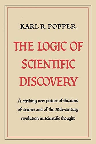 The Logic of Scientific Discovery von Martino Fine Books