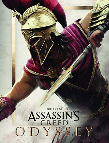 The Art of Assassin's Creed Odyssey von Titan Books