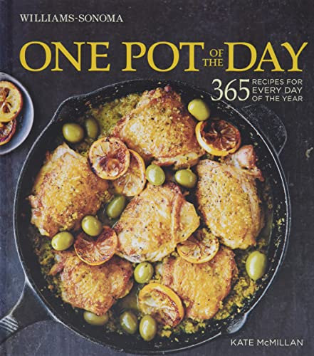One Pot of the Day (Williams-Sonoma): 365 recipes for every day of the year von Weldon Owen