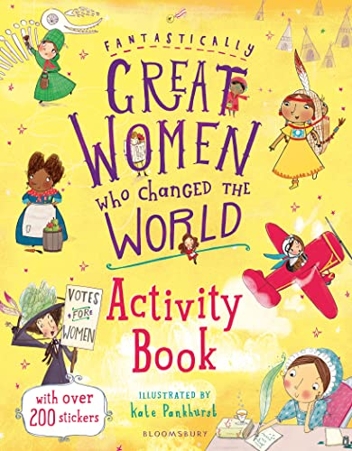 Fantastically Great Women Who Changed the World Activity Book von Bloomsbury Publishing PLC