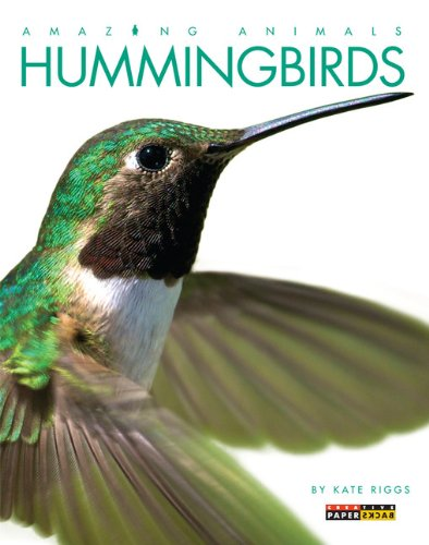 Hummingbirds (Amazing Animals) von CREATIVE ED & PAPERBACKS