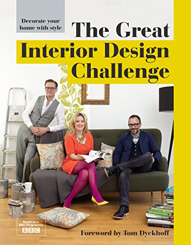 Sorrell, K: Great Interior Design Challenge: Decorate Your Home with Style von Pavilion Books