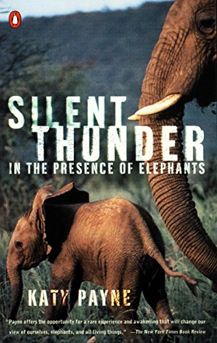 Silent Thunder: In the Presence of Elephants von Penguin Books