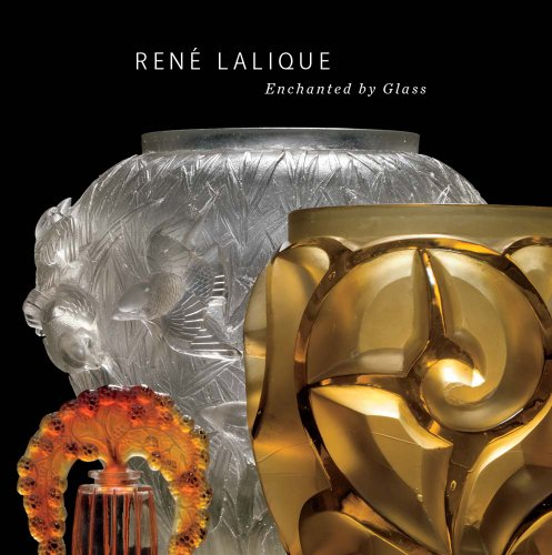 Elliott, K: Rene Lalique: Enchanted by Glass von Yale University Press
