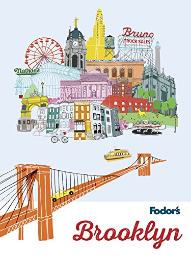 Fodor's Brooklyn (Fodor's Travel Guide, Band 2) von Ingram Publisher Servicesbooks; Random House Us