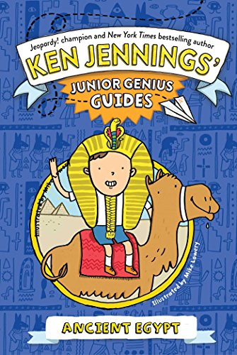 Ancient Egypt (Ken Jennings' Junior Genius Guides) von Little Simon