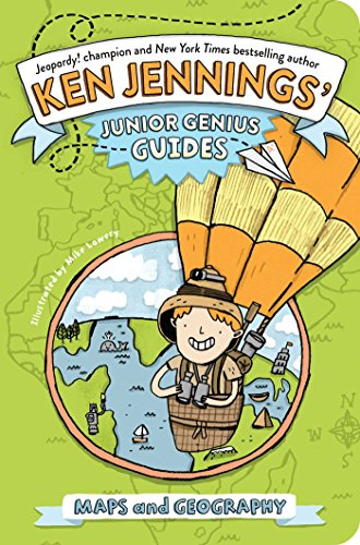 Maps and Geography (Ken Jennings' Junior Genius Guides) von Little Simon
