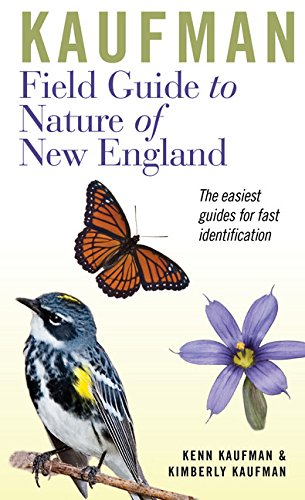 Kaufman Field Guide to Nature of New England (Kaufman Field Guides) von Houghton Mifflin Harcourt