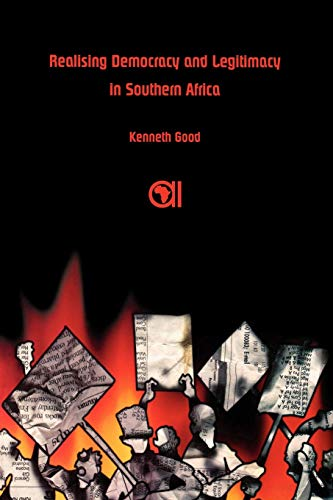 Realising Democracy and Legitimacy in Southern Africa (African Century Publications) von Africa Institute of South Africa