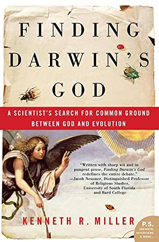 Finding Darwin's God: A Scientist's Search for Common Ground Between God and Evolution (P.S.) von Harper Perennial