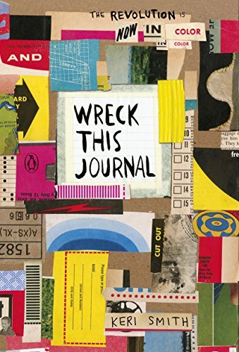 Wreck This Journal: Now in Colour von Penguin Books Ltd (UK)