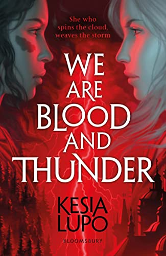 We Are Blood And Thunder von Bloomsbury Trade; Bloomsbury Ya