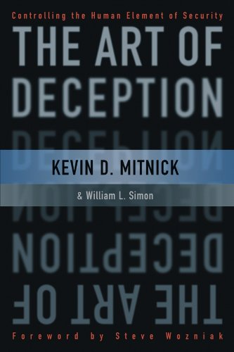 The Art of Deception: Controlling the Human Element of Security von Wiley John + Sons / Wiley, John, & Sons, Inc