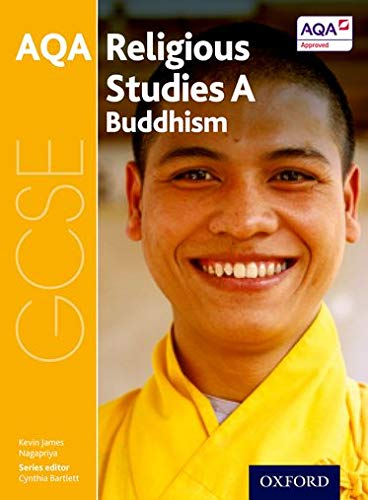 Bartlett, C: GCSE Religious Studies for AQA A: Buddhism von OUP Oxford