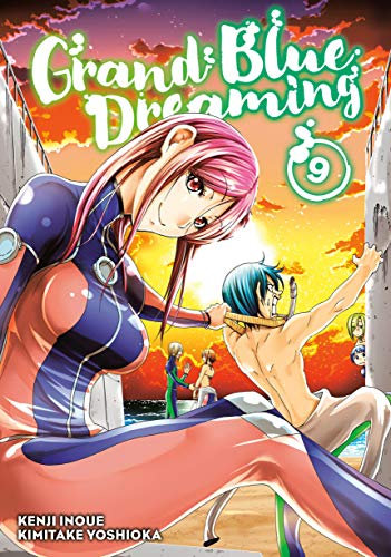 Grand Blue Dreaming 9 von Kodansha Comics