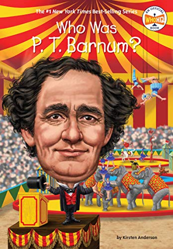 Who Was P. T. Barnum? von Penguin Workshop