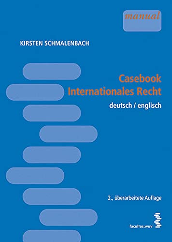 Casebook Internationales Recht von facultas.wuv